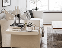 Scandinavian Living-room Corner
