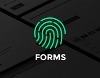 Forms — Flat Sign up Steps