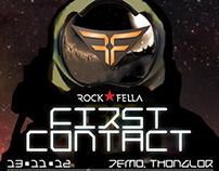 Rockafella : First Contact
