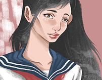 Japan Schoolgirls: Part 1