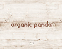 Full package for yoga brand 'Organic Panda'