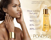 Unilever Pond's Gold Radiance