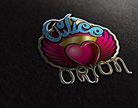 Alice Orion Logo Mockups