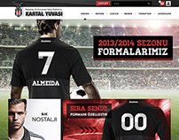 Official Fanstore of Besiktas Istanbul