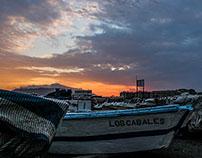 Málaga Sunset