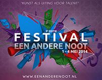 Festival een Andere Noot 2014