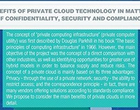 Benefits of Private Cloud Technology