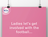 Veet Hair Removal - World Cup