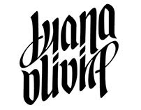 Juana Olivia - Olivia Juana