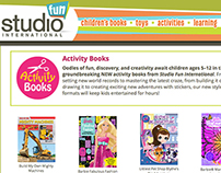 studio fun international – web catalog