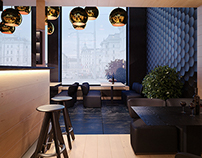 Valyazh - lounge bar