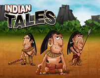 Indian Tales - the Characters