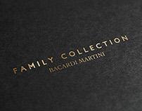 Family Collection Bacardi Martini