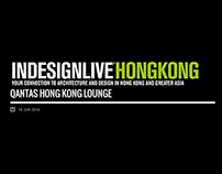 INDESIGN LIVE HONG KONG. QANTAS HONG KONG LOUNGE