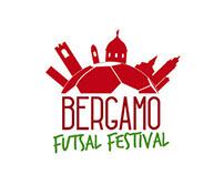 Bergamo Futsal Festival Logo