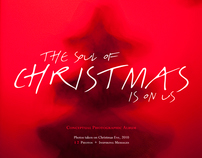 The Soul of CHRISTMAS Is On Us - I