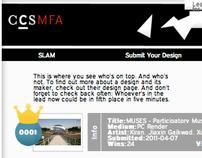 Facebook Application - CCS Design Slam