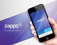 Zaaps iPhone App Concept