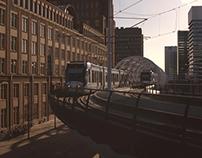 Lijnenspel - 150 jaar tram in de Haagse regio