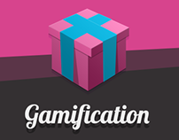 Gamification. The infographic