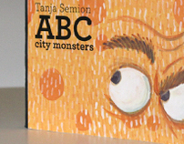 ABC city monsters
