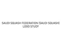Saudi Squash Federation logo study