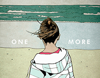 """One More"", Luke Francis - Album Artwork"