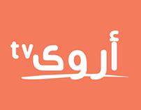 Arwa TV Identity~هوية أروى