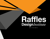 RAFFLES Design Institute - Riyadh showroom