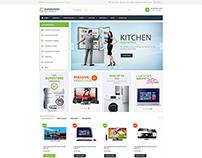 Ves Super Store Responsive Magento Theme