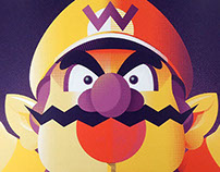 """Wario"" by Guillaume Morellec"
