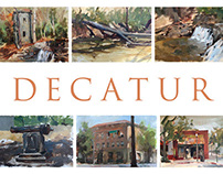 Decatur Postcard