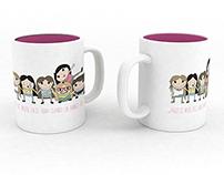 Friends's Mug