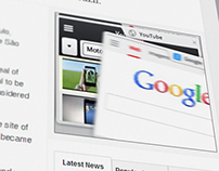 Google Chrome App Standard Banners | Motorola