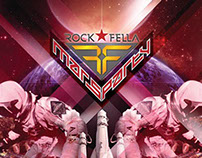 Rockafella : Mars Party