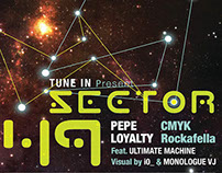 Tune In_Sector 49 @ Greese, Sukhumwit49