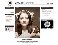 APPAREL INSIDERS - Web Design & Development
