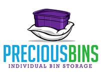 Storage Facility Graphic Design
