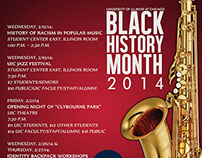 UIC Black History Month 2014