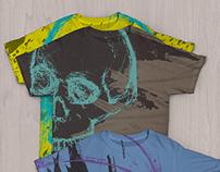 Decency Clothing T-Shirt Design (Skull Series)