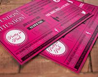 Invite Card