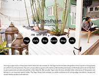 Yogisthaan - Yoga House / Cafe Bangalore