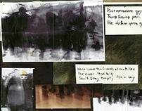 Sketchbook. Estonian Songs on Death. Vol. 1