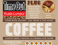 TIME OUT Kuala Lumpur // Magazine Makeover