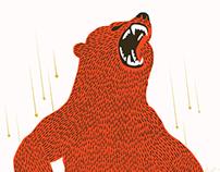 The National Celebrate Brooklyn Bear