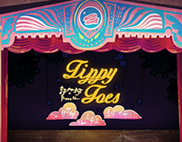 Tippy Toes/music video