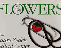 """Flowers for You"" Folder"