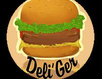 Deliger's logo