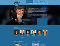 Hannity - website