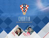 World Cup 2014 - Croatia - infographics